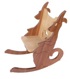 1000 images about roos kangaroo crafts on pinterest for Small wooden rocking chair for crafts