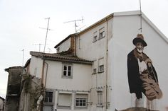 Artist: BTOY  Location: Covilhã, Portugal  Read More: http://www.unurth.com/BTOY-Wool-Festival-Portugal