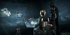Batman and Oracle, Arkham Knight Batman Arkham Knight Game, Batman Arkham Series, Nightwing, Batgirl, Batman Games, Gta 4, Gta San Andreas, Knight Games, Knights