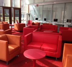 rutgers business school nios lounge arcadia installations pinterest lounge lounge. Black Bedroom Furniture Sets. Home Design Ideas