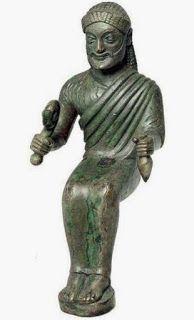 Αρκαδική Χαλκοπλαστική Ancient Greece, Buddha, Statue, Inspiration, Art, Biblical Inspiration, Art Background, Kunst, Performing Arts