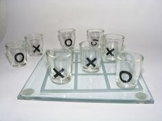 Piškvorky sklenené - Napi sa...