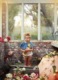 Stunning new Shan and Toad kids fashion shoot for spring/summer 2014
