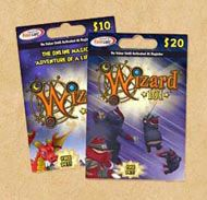 Prepaid Game Cards for Wizard101