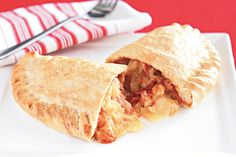 Get the family involved in dinner preparation with these tasty calzone. Everyone gets a turn to knead the dough and choose the toppings.