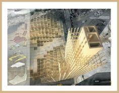 Construcciones de madera en altura http://ventacasasdemadera.com/blog/   #madrid #casademadera #madera #casaspersonalizadas