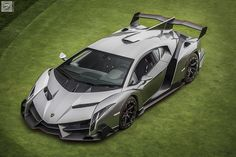 The Lamborghini Veneno at Pebble Beach 2013 | Flickr - Photo Sharing!