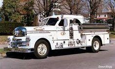 Risultati immagini per old english fire trucks