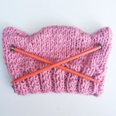 Pink Pussy Hat by soliknits on Etsy Get your pussyhat here and show your support for womens rights! A portion of the proceeds go to planned parenthood too:)