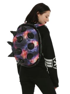 Galaxy Spike Backpack | Hot Topic