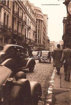 Romanian Men, Bucharest Romania, Black Horses, Timeline Photos, Vintage Photography, Old Photos, Times Square, Street View, Memories