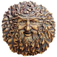 green man ceramics