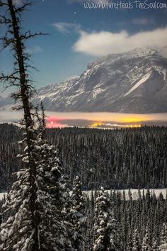 Bright Night Over Brule http://www.naturehealsthesoul.com/2015/01/bright-night-over-brule.html
