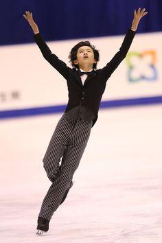 全日本選手権2015第2日(男子FS) フォトギャラリー フィギュアスケート スポーツナビ