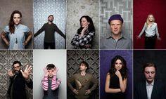 Create Your Own Ten Backdrop, Portable Studio - Sundance Film Festival Style