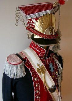 FULL UNIFORM CHAPSKA- Imperial guard