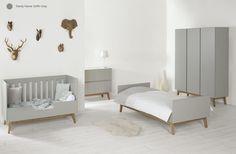Corsica van bopita moderne witgelakte babykamer in mdf for Chambre quax trendy