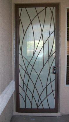 Decorative Window Bar Security - Example 1 | Home Ideas | Pinterest ...