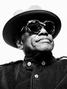 Bobby Womack in handmade Oliver Goldsmith Sunglasses - #handmade #sunglasses #eyewear
