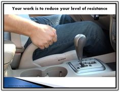 Your work is to reduce your level of resistance. (For more text click twice then.. See more)  Abraham-Hicks Quotes (AHQ2527) #resistance #work