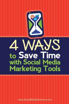 social media marketing automation tools