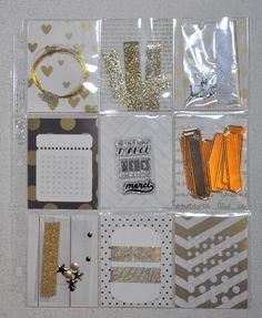 Gold thread & embellishments