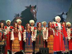 Cossacks of the Kuban city of Krasnodar