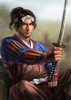 70+ Best Sengoku images in 2020   sengoku jidai, samurai warrior ...