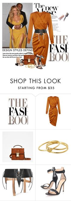 """""""New Year's date night"""" by polyandrea ❤ liked on Polyvore featuring PHAIDON, Armani Privé, Gorjana, Tom Ford, Gianvito Rossi and newyear"""