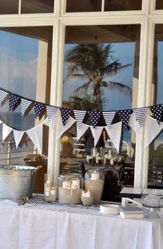 awesome beach themed baby shower