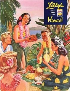 Old Hawaiian Advertising, love.