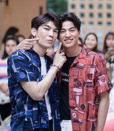 Cute Gay Couples, Cute Couples Goals, Couple Goals, Boy Photos, Couple Photos, Cute Boy Photo, Theory Of Love, Thai Model, Thai Drama