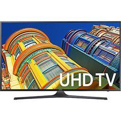 awesome Samsung UN65KU6300 65-Inch 4K Ultra HD Smart LED TV (2016 Model) #FairfieldGrantsWishes