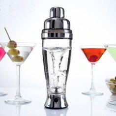 Electric Cocktail Mixer - http://dudebrogifts.com/electric-cocktail-mixer/