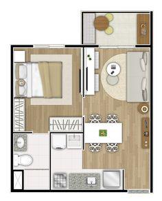 apartamento de 28m2 - Buscar con Google