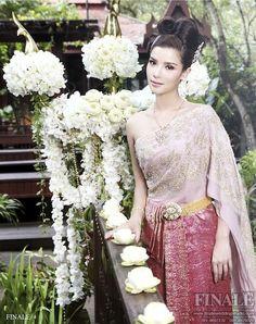Traditional Thai Wedding Dress