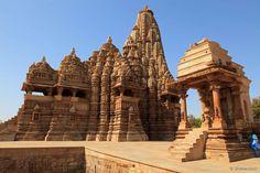 Conjunto de Templos de Khajuraho (Khajuraho, Índia) -