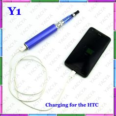 Electronic cigarrette # huge vaper # ego battery # power bank # Easy to carry #