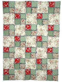 I love quilts <3 it some a personal touch and comfort to any room