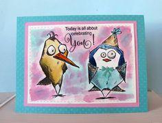 tim holtz bird stamps - Google Search