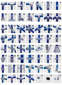 Kijiji: KEY CLAMP PIPE CLAMP CONNECTOR SYSTEM, HEAVY DUTY PIPE CONNECTOR
