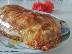 La cuisine en amateur de Maryline: Filet mignon en croûte