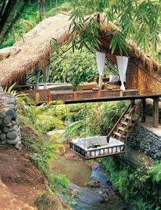 Tree House Spa,Bali. Indonesia