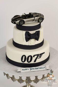 404 Best James Bond Images In 2016 James Bond Cake Pastries
