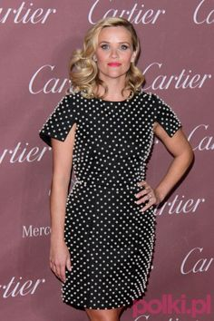 Palm Springs International Film Festival Awards Gala: Reese Witherspoon #polkipl