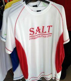 Salt cosmopolitan Ctity en vermell.
