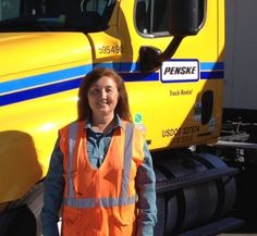 Penske Logistics Driver Enjoys the Scenic Route Global Supply Chain, Truck Drivers, Used Trucks, Apply Online, The Incredibles