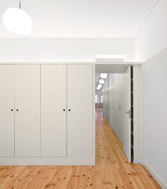 Apartamentos Arroios. Tiago Felipe Santos | aiarq arquitectura y ...
