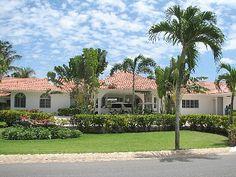 Casa De Campo villa rental - Front of Villa