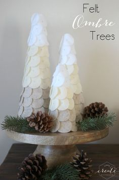 These DIY Ombre Wint